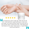Workvie Pain Relief Cream Review for Carpal Tunnel - Workvie Work Wellness