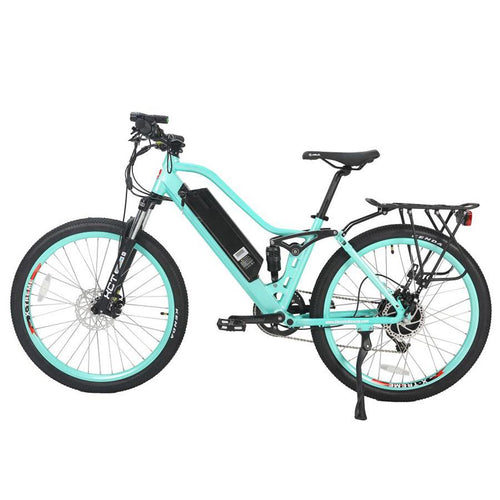 XTreme Sedona 48 Volt Step-Through Electric Mountain Bike - 500W