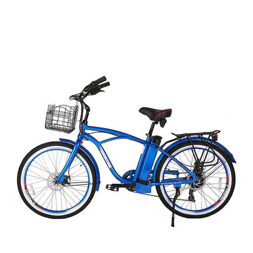 XTreme Newport Elite 24 Volt Beach Cruiser Electric Bicycle - 300W