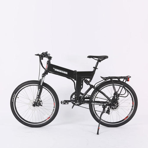 XTreme XCursion Elite Max 36 Volt Electric Folding Mountain Bicycle - 350W