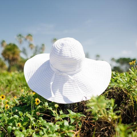 Sunny Day White Hat