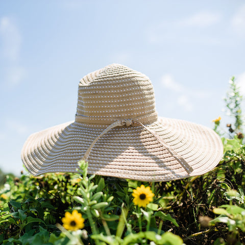 Sunny Day Sand Hat