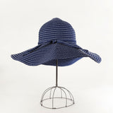 Sunny Day Navy Blue Hat