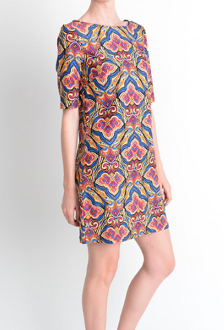 Madeira Royal Tunic Dress