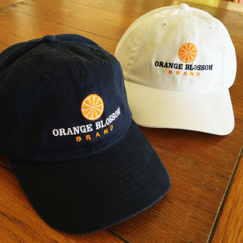 Orange Blossom Brand Baseball Cap