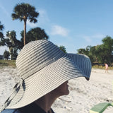 Sunny Day Cool Grey Hat