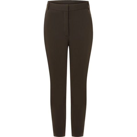 Coster Copenhagen Cigarette Pants in Stone Green