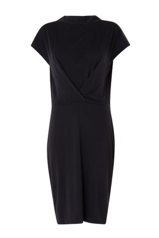 Coster Copenhagen Black Pleat Front Dress