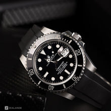 RUBBER STRAP FOR ROLEX® SUBMARINER WITH DATE (6 DIGITS)