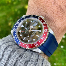 RUBBER STRAP FOR ROLEX® GMT (5 DIGITS)