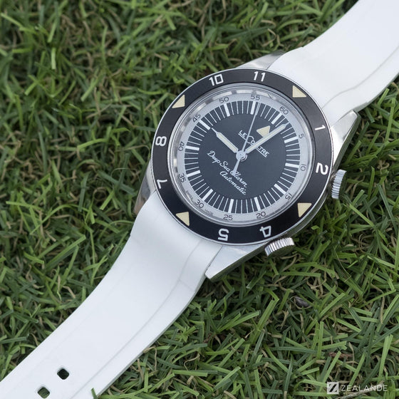 RUBBER STRAP FOR JAEGER LECOULTRE® TRIBUTE TO DEEP SEA
