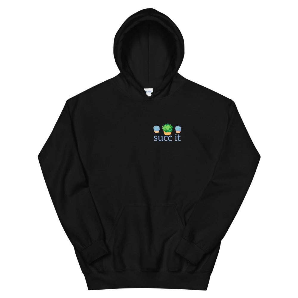 Succ It - Unisex Hoodie | Black or White