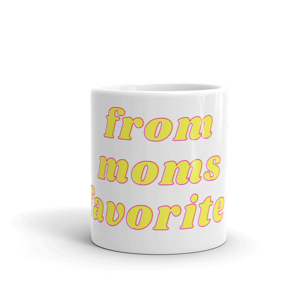 From MOMS Favorite  - Mothers Day Mug