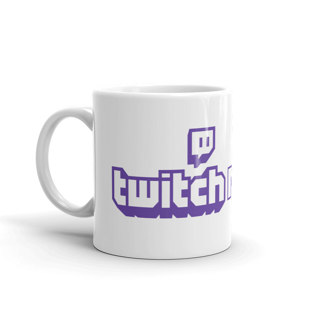 Twitch Mug - Streamers Mug | Gamers