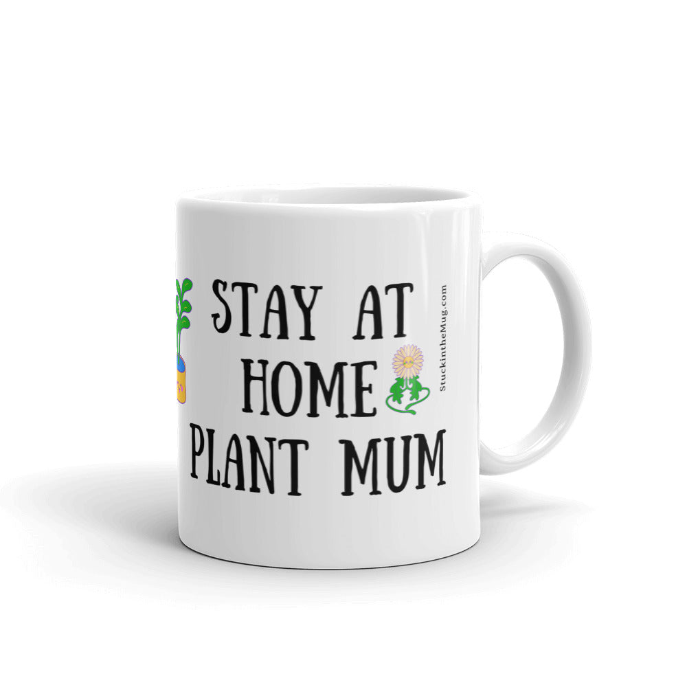 Stay at Home Plant MUM - Plant Lover