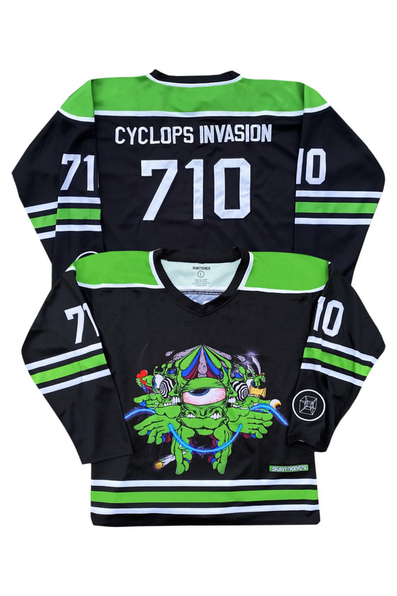 Subtronics - String Theory - Hockey Jersey