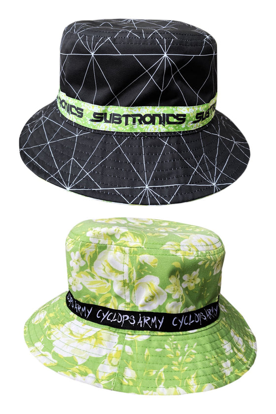 Subtronics - Reversible Bucket Hat