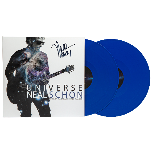 Limited Edition Signed Universe LP