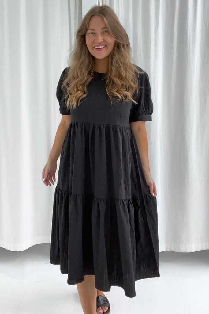 Long Vilma Dress - Kjoler