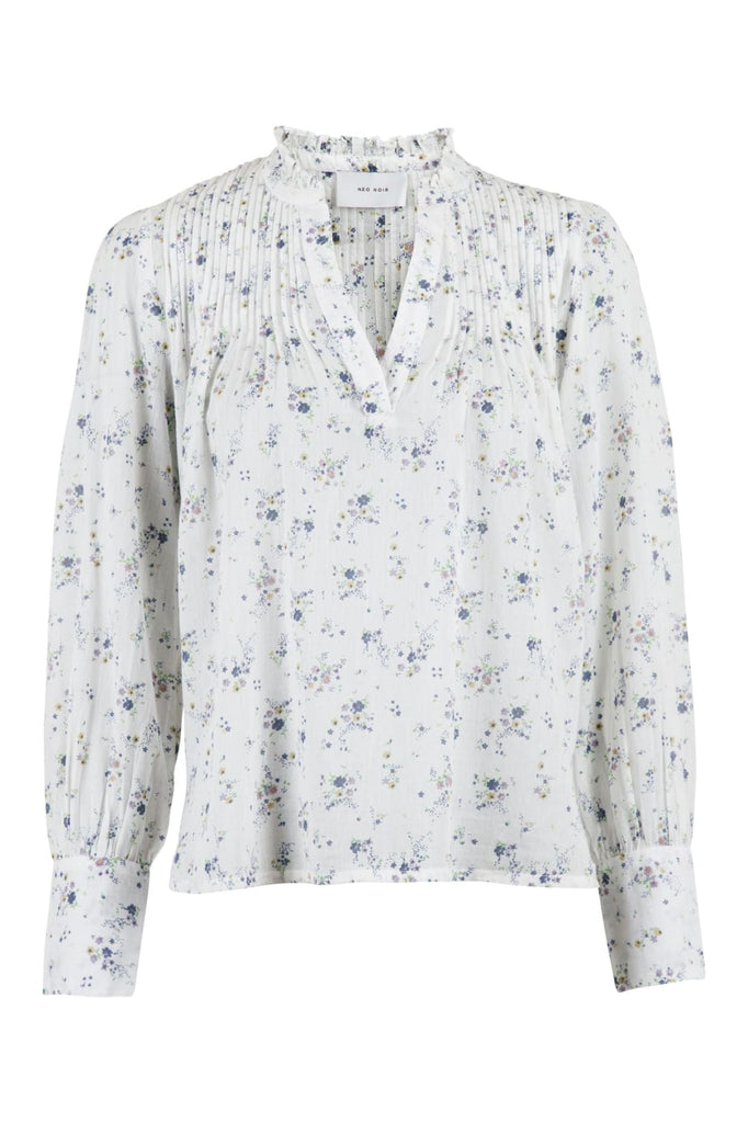 Nellie Sprinkle Flower Shirt - Overdeler