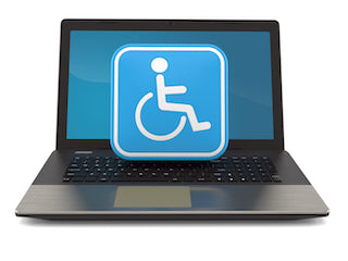 accessible website for people with disabilities