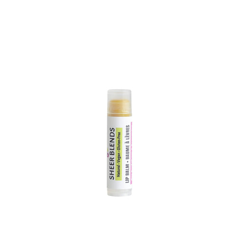 Natural Lip Balm - Sea Buckthorn & Spearmint