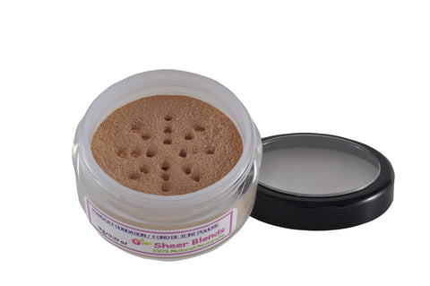 Powder Foundation - Sheer Blends