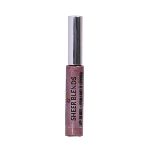 Sheer Blends, Natural, Vegan, Gluten-Free, Cruelty-Free Lip Gloss, Mulberry