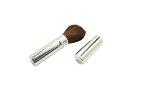 Retractable Powder Brush