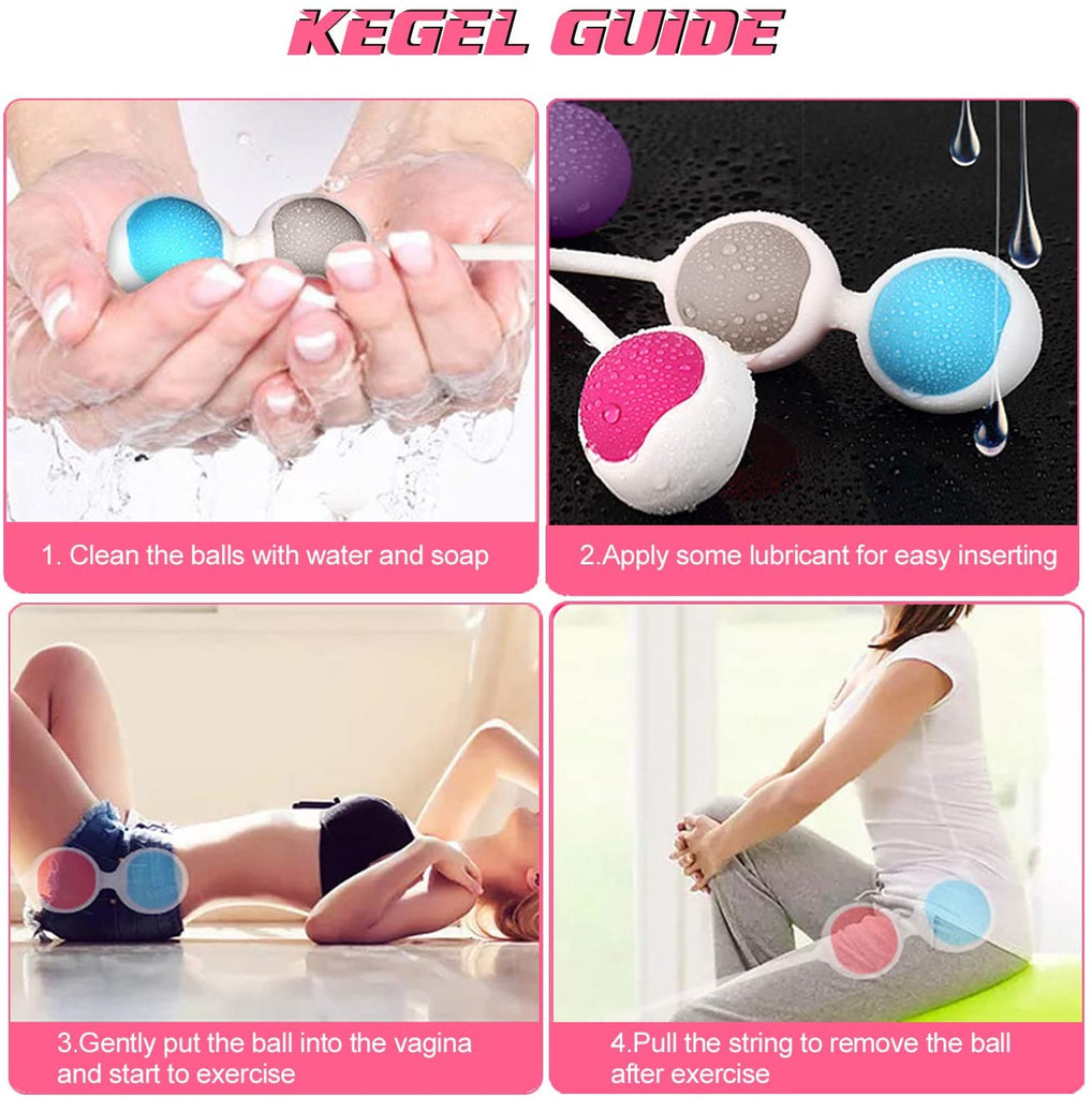 Kegel Exercise Weights Set