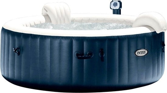 Pure Spa Bubble Therapy jacuzzi 196x71 cm 4 personen Exclusive limited
