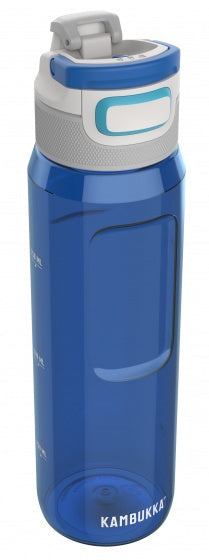 drinkfles Elton Navy 1000 ml blauw