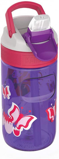 drinkfles Lagoon Magic Princess 400 ml paars