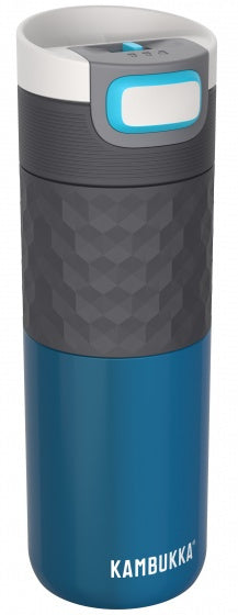 thermosbeker Etna Grip Ocean 500 ml blauw
