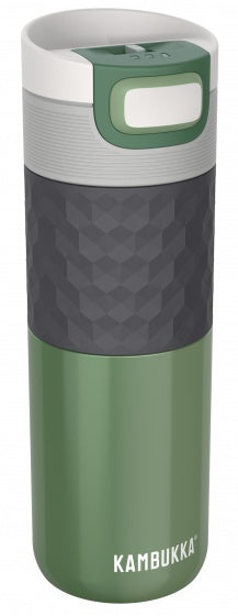 thermosbeker Etna Grip Seagreen 500 ml groen