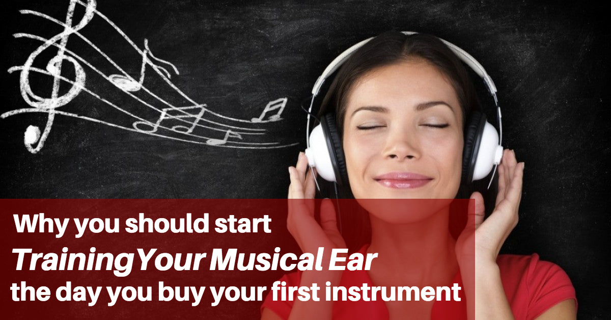 Why you should start training your musical ear