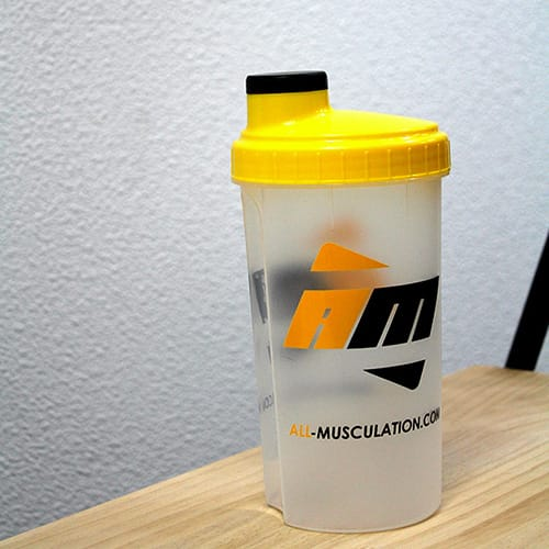 Shaker All Musculation
