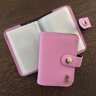 Card Pouch Baby Pink