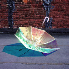 Load image into Gallery viewer, Holographic Umbrella