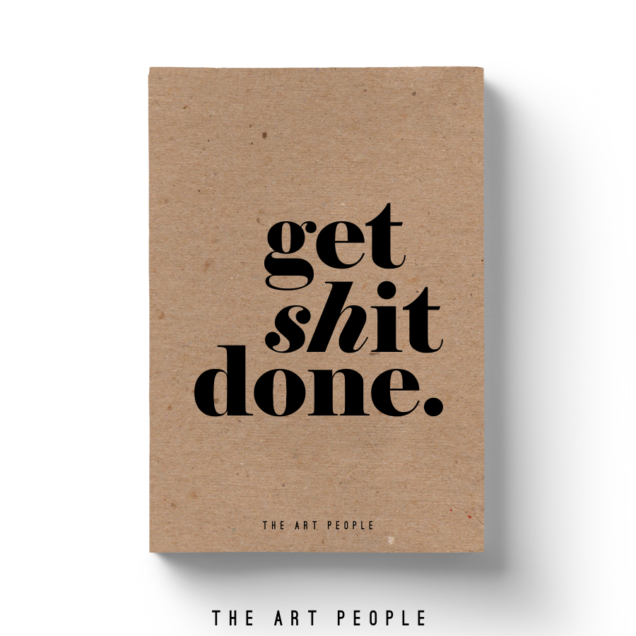Get Done Notebook
