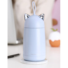 Load image into Gallery viewer, Insulated cat thermos : 350ml