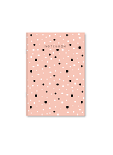 Load image into Gallery viewer, Cookie Pie A4 Size Soft Bound Notebook Ruled Plain