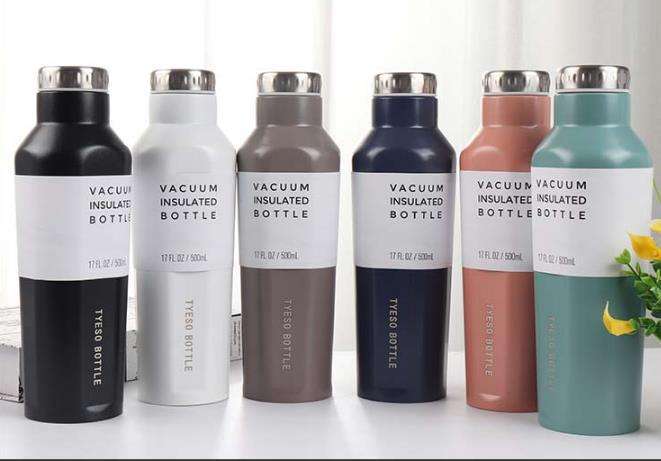 Vacuum insulated steel bottle 500ml