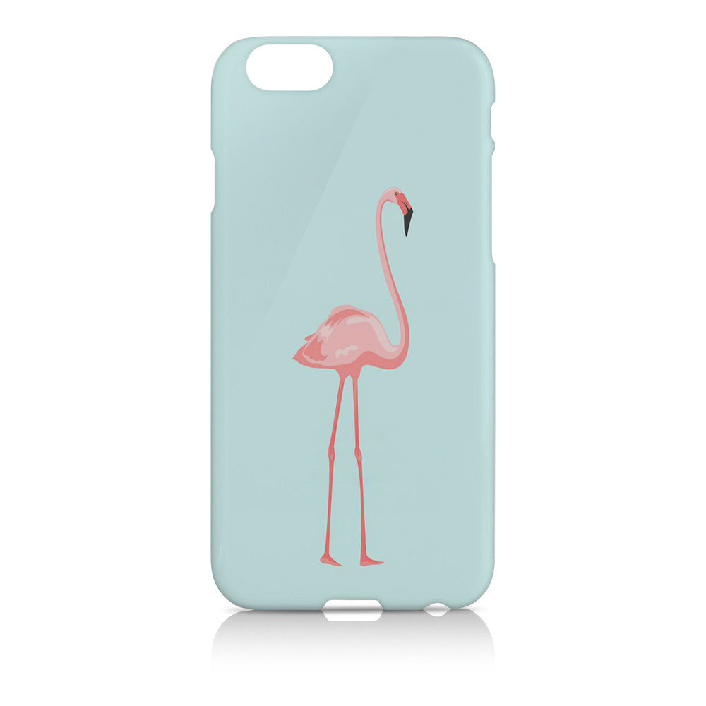 Pink Flamingo Phone Cover