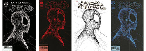 Amazing Spider-Man #55 (Vol. 5) All Covers