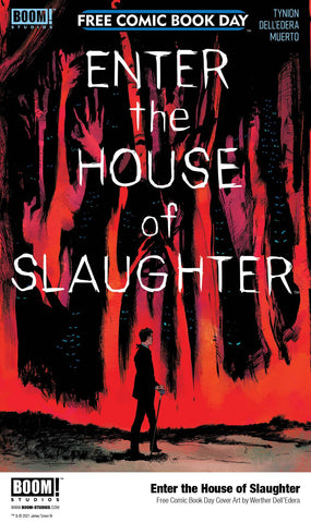 FREE Comic Book Day - Enter the House of Slaughter