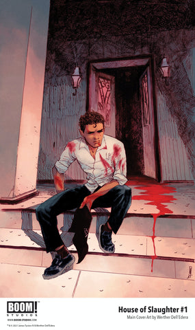 House of Slaughter #1 - Werther Dell'Edera