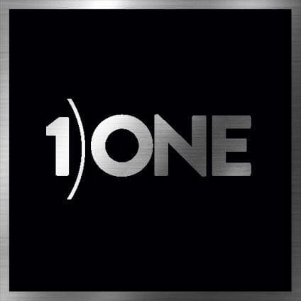 1)One