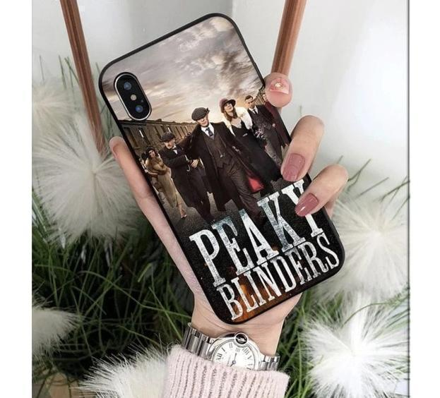 Peaky Blinders Thomas Shelby  Phone Case