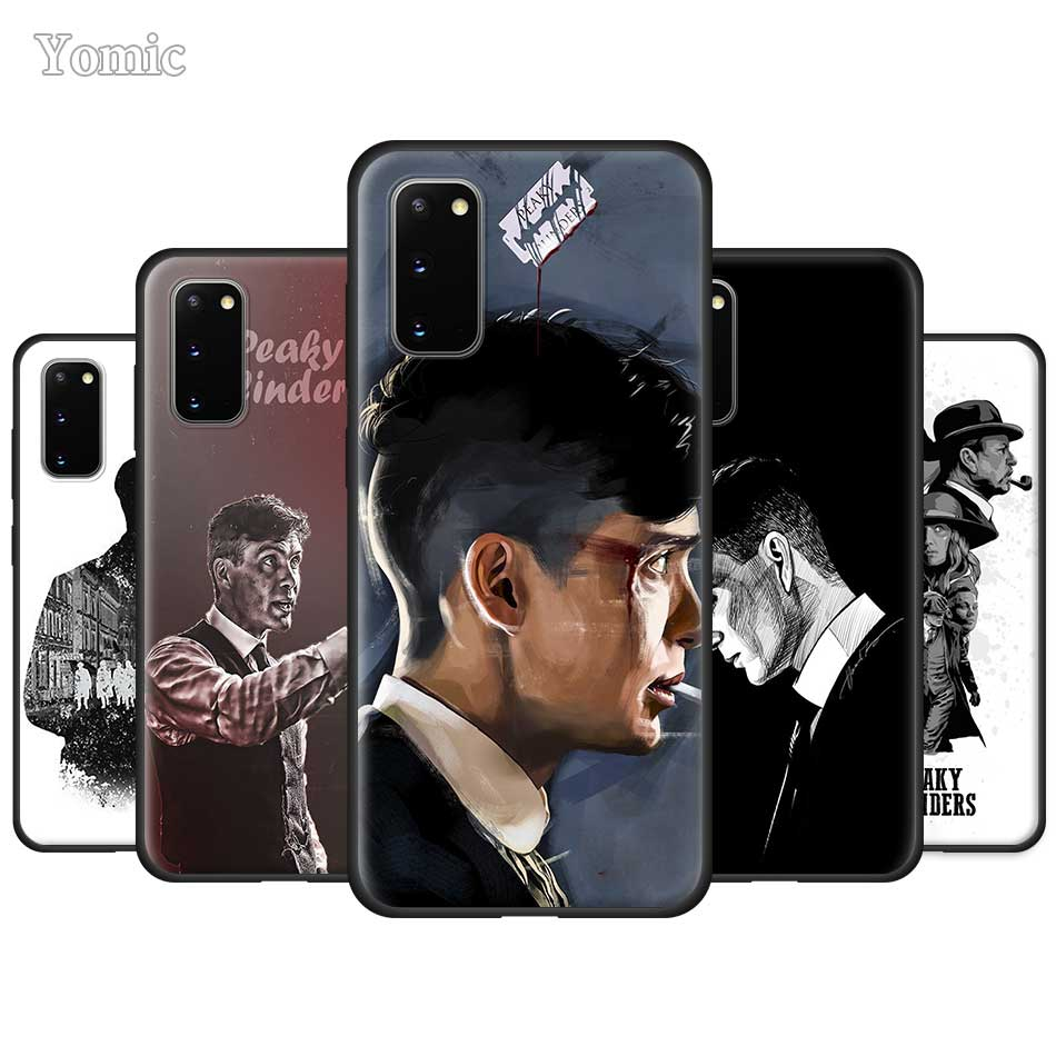 Peaky Blinders Silicone Case for Samsung